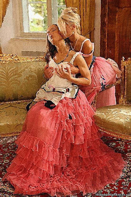 порно видео в старинных платьях